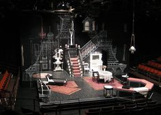 gothic scenic design - Google Search