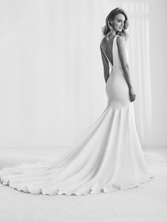 """Atelier Pronovias 2018 Haute Couture """"RAIM"""""""