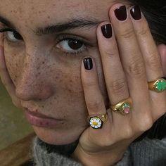 Cute Jewelry, Jewelry Accessories, Jewlery, Summer Accessories, Hippie Jewelry, Jewelry Rings, Hippie Rings, Bold Jewelry, Trendy Jewelry