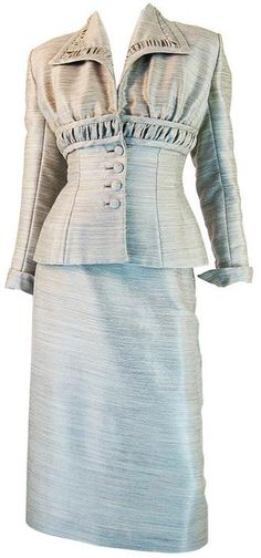 Suit, Lilli Ann, 1940s, 1stdibs.com