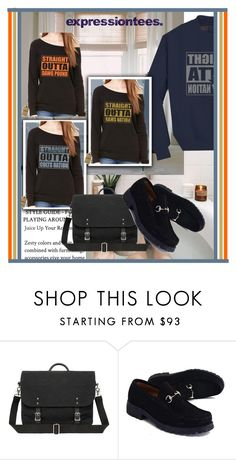 """""""expressiontees. com"""" by k-lole ❤ liked on Polyvore featuring Gucci"""