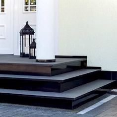betontreppe eingang terrasses ext rieur et escaliers. Black Bedroom Furniture Sets. Home Design Ideas