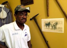 Lyles Station has been a black-owned farming community since the 1800s. A small number still farm, and their story is told at the Smithsonian's National Museum of African-American History and Culture.