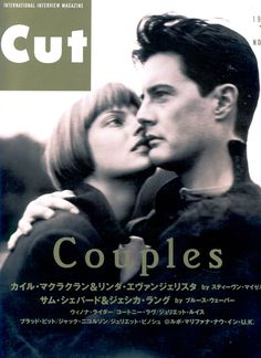 "lalinda-evangelista: ""Magazine Japan (1994) Ph Steven Meisel Linda & Kyle """