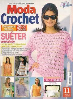 Moda Crochê - № 11-2007