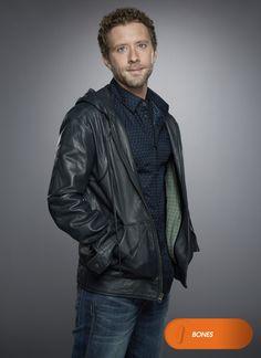 TJ Thyne é Dr. Jack Hodgins.  Bones - Novos episódios, quintas 22H30  #EuCurtoFOX  http://www.canalfox.com.br/bones