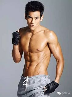 Eddie Peng from  Sound of the Desert