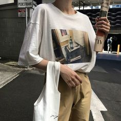 big shirt thing is very 1992, would look good on you
