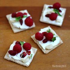 Tartinki365: Tartine 361. Dried Cranberries, Goat Cheese, Sprouts, Feta, Waffles, Raspberry, Breakfast, Morning Coffee, Raspberries