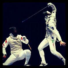 Fencing!!!!