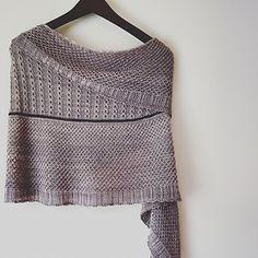 Neverwhere shawl