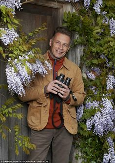Wildlife presenter Chris Packham, 55, talks about Asperger's Syndrome. He 'came out' to the world as autistic in his autobiography this year
