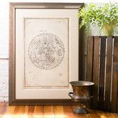 Found it at Birch Lane - Constellation Framed Print II