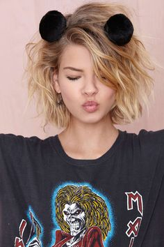 You Da Pom Headband | Shop Accessories at Nasty Gal