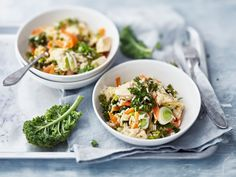 Sitruunainen broileri-kasvisriisi Food N, Food And Drink, 20 Min, Potato Salad, Potatoes, Baking, Ethnic Recipes, Sweet, Bread Making