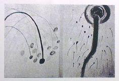 Erilainen viiva: pallonheiton viivaa. Heitetään lumipalloja / paperipalloja. Heittojen jälkeen piirretään lentoradat (luonnosteluharjoitus).
