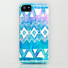 PATTERN {Tribal 002} iPhone Case by Schatzi Brown - $35.00