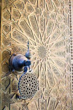 * Aldrava * Marrocos.