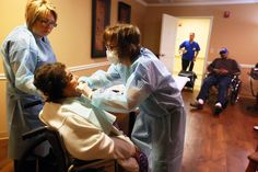 The lack of daily oral care in nursing facilities is almost universally overlooked, experts say, and studies suggest that it may contribute to pneumonia, a leading killer of institutionalized older people.
