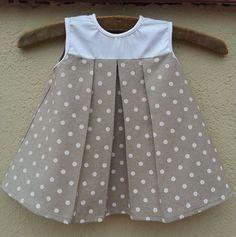 Girls Frock Design, Baby Dress Design, Kids Frocks Design, Baby Frocks Designs, Toddler Dress Patterns, Baby Clothes Patterns, Toddler Girl Dresses, Little Girl Dresses, Baby Dress Tutorials