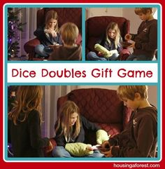 Dice Doubles Game