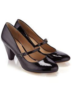 Ashdown Mary Jane court shoe - Monsoon.co.uk