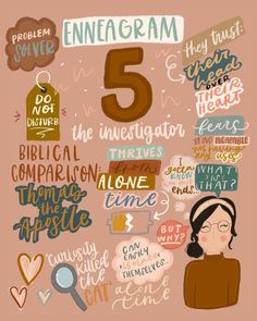 Type 5 Enneagram, Introvert, Infj, Mbti, Personality Types, Healthy Relationships, How To Apply, Messages, Words