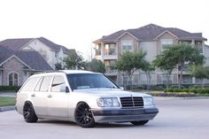 lowered+mercedes+wagon | FS: 1991 Mercedes Benz 300TE W124 WAGON.. modded lowered clean ...