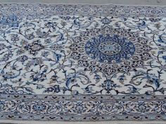 Persian Rug Love The Blues White And Tans Carpet