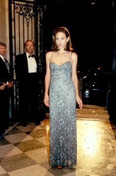 Image result for claire forlani meet joe black dress designer