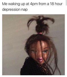 Bratz depression nap