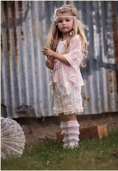 Going to style my little girl like this (one day)