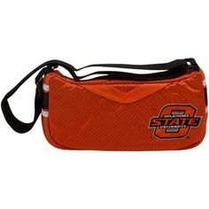 Ladies, acquire the style that goes along with the perfect collaboration of team spirit and funky feminine charm with this Jersey purse made of authentic team jersey material! Its compact size makes it perfect for everyday use at work, school or while cheering for your team on game day
