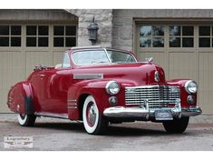 1941 Cadillac (BK) I have owned one Cadillac in my time...this one could make it two ! Oh yes I do like it !