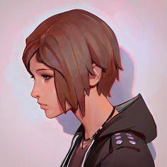 Life is Strange: Before the Storm's Chloe fan art