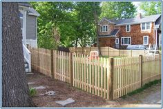 Great share Types Of Wood Fence