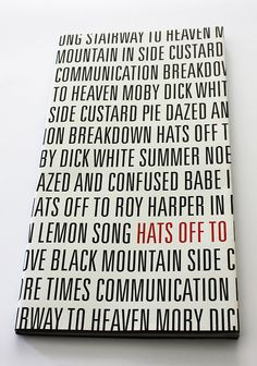 Really love this purely typography book cover, gives of a really serious feel to the book with the bold, tall, san serif typeface. Also like the use of red colour added in to point out some of the main elements Text Layout, Print Layout, Book Layout, Typographic Design, Graphic Design Typography, Book Cover Design, Book Design, Design Ideas, Design Editorial