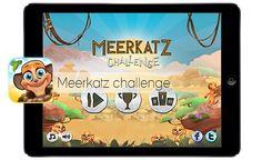Guía a unas Simpáticas Suricatas en el Divertido Juego Meerkatz Challenge para iPhone y iPad