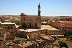 Mor Gabriel is the oldest surviving Syriac Orthodox monastery in the world. Midyat