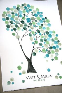 Name Blessing watercolor original painting >< Calligraphy sign, Engagement bridal Gift, Wall art decor - Large Custom Wedding Guest Book Alternative by onceuponapaper Informations About Name Blessing water - Wedding Tree Guest Book, Guest Book Tree, Wedding Book, Diy Wall Art, Diy Art, Wall Art Decor, Kids Crafts, Toddler Crafts, Cuadros Diy