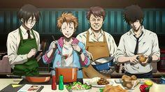 Psycho-Pass Extended Edition Episode 08 End Card Psycho Pass Kagari, Ginoza Nobuchika, Anime Manga, Fangirl, Image, Psychopath, Guys, Otaku Mode, Manga Collection