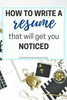 Use these tips from a recruiter to learn how to write your resume in order to stand out from all other applicants. A great resume template is the only thing standing between you and your next great job. | Career Tips | Resume Tips | Resume Examples | Resume Cheat Sheet via @growinggivens