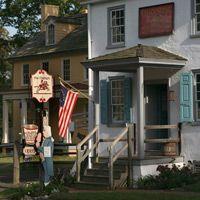 Washington Crossing Historic Park -  Where Washington made his famous trip across the Delaware