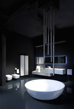 Schön Bathroom | #interior #bathroom #spaces