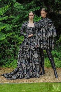 Franck Sorbier F/W 2013-14 Couture