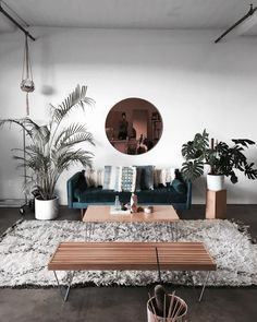 Love with this earthy living rooom