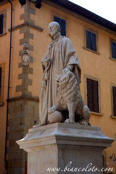 Ареццо. Тоскана. Италия