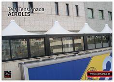 Tela Tensionada - AIROLIS