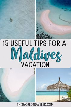 The top Maldives travel tips for planning your trip to paradise. Continue reading this information packed guide filled with useful tips including how to travel around the islands, the top things to do in the Maldives and more! maldives| maldives trip | maldives travel guide | maldives photography | maldives travel | maldives island Maldives Vacation, Maldives Beach, Visit Maldives, Beach Vacations, Travel Guides, Travel Tips, Travel Destinations, Travel Advice, Beautiful Places To Visit