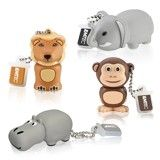 Animal Flash Drives | EMTEC - Because dad loves elephants!